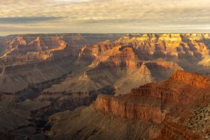 The spectacular Grand Canyon