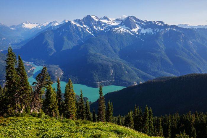 Stunning North Cascades National Park