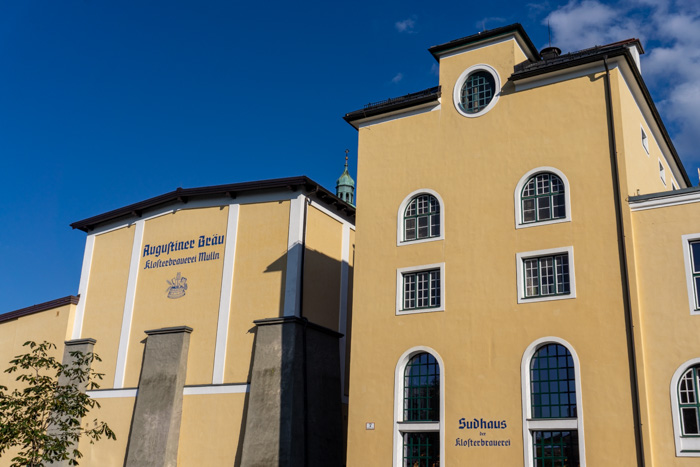 Augustiner Brau is a must visit on any Salzburg itinerary