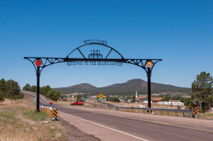 Williams, Arizona - Gateway to the Grand Canyon