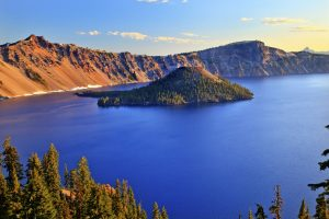 Beautiful Crater Lake