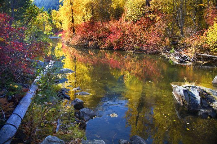 Wenatchee in autumn